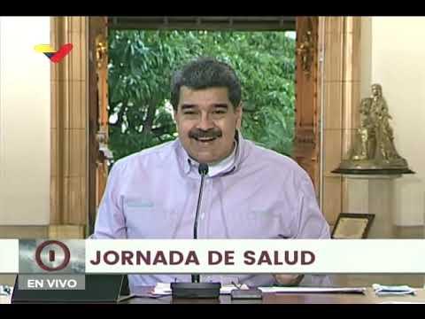 Maduro indica que NO habrá clases presenciales en Venezuela por la pandemia: serán a distancia