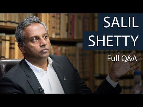Salil Shetty | Full Q&A | Oxford Union