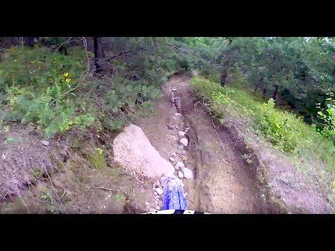 GoPro Dirt Biking:  Northumberland Trails