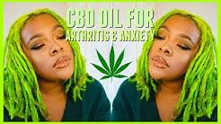 CBD OIL FOR ARTHRITIS & ANXIETY | PREMIUM JANE