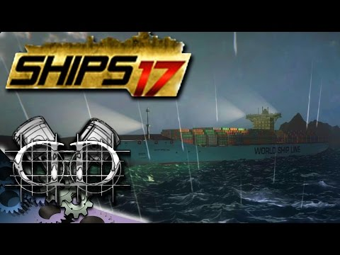 Ships 2017 Gameplay :EP2: A Perfect Storm and Fire on Board! (PC HD Ships 2017 Let's Play)