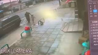 Λευκωσία: Πυροτεχνουργός σώζει την ζωή μικρού παιδιού