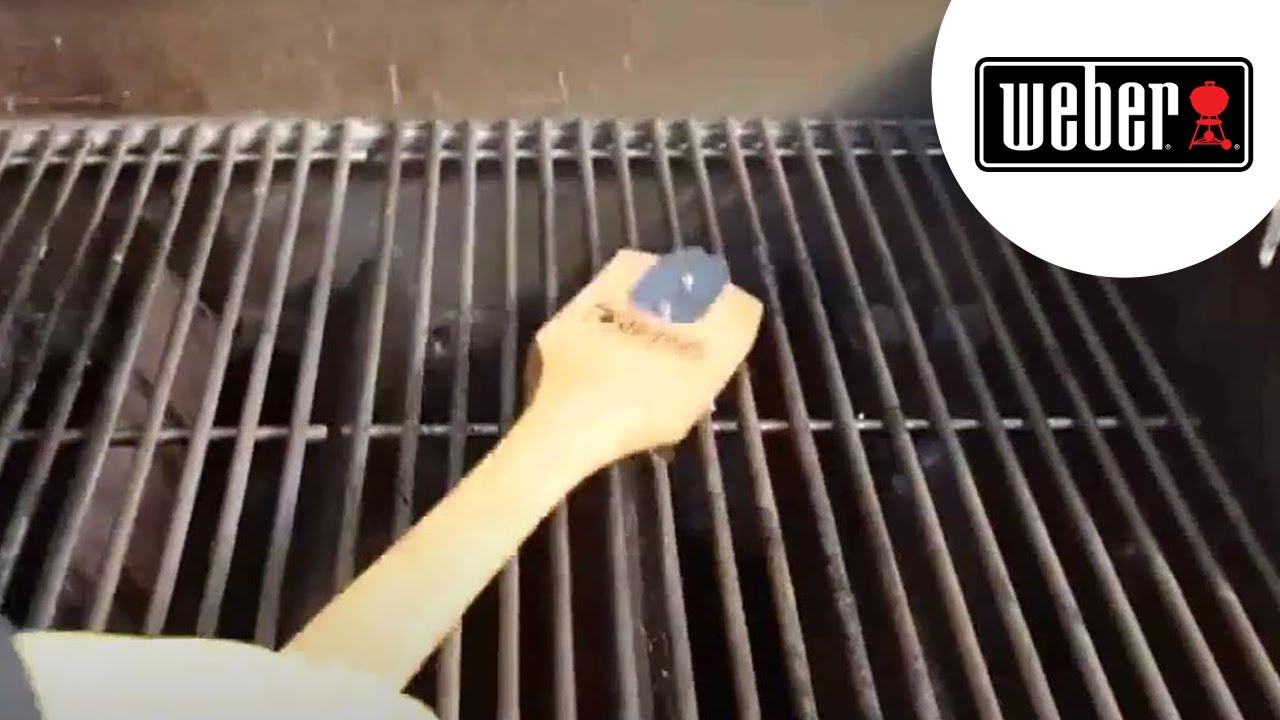tuto comment nettoyer son barbecue gaz weber youtube. Black Bedroom Furniture Sets. Home Design Ideas