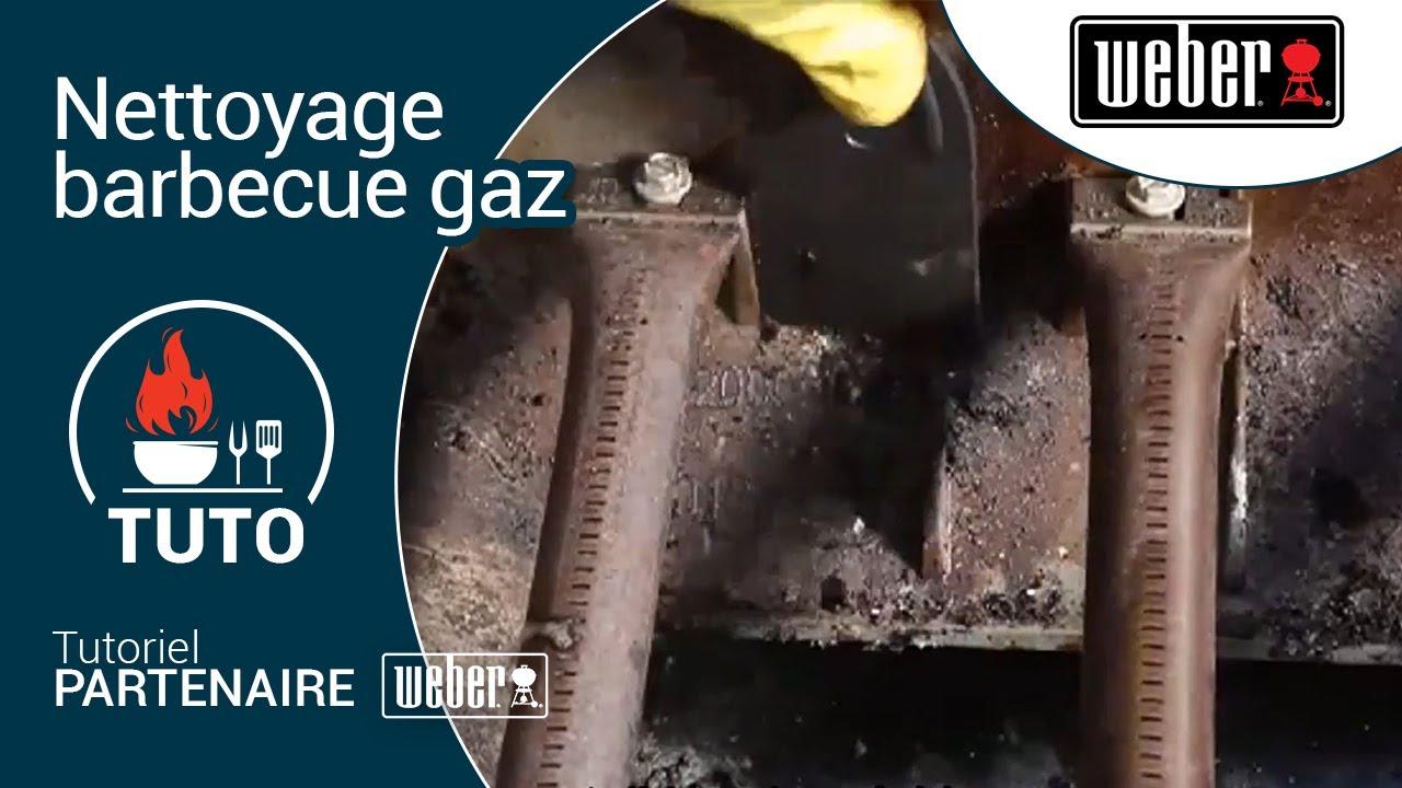 Tuto comment nettoyer son barbecue gaz weber youtube - Nettoyer barbecue weber ...