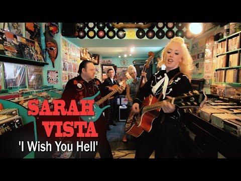 'I Wish You Hell' Sarah Vista (bopflix sessions) BOPFLIX Mp3