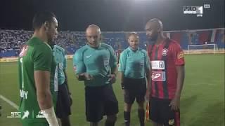 أول لقاء بين الحضري و شيكابالا في الدوري السعودي