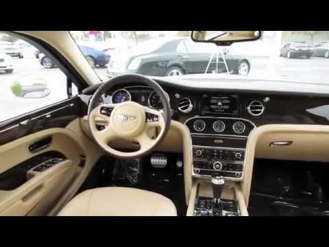 2013 Bentley Mulsanne Mulliner Start Up, Exhaust