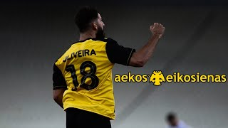 Nelson Oliveira • AEK Athens • All Goals 2019-2020 • HD