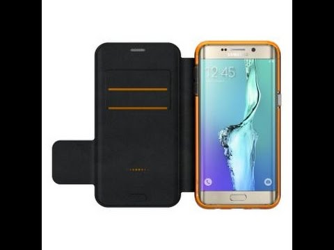 promo code 2f585 2be55 Review of the Gear 4 Book Case for the Samsung Galaxy S7 Edge