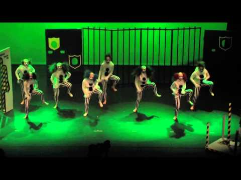 Finalists in the Rock Challenge Scottish Final 2013