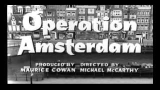 Operação Amsterdam / Operation Amsterdam (1959)