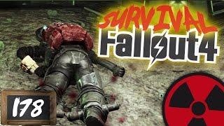 FALLOUT 4 - SURVIVAL - 178 Im Herzen des Nukleus  DEUTSCH Lets Play Fallout 4