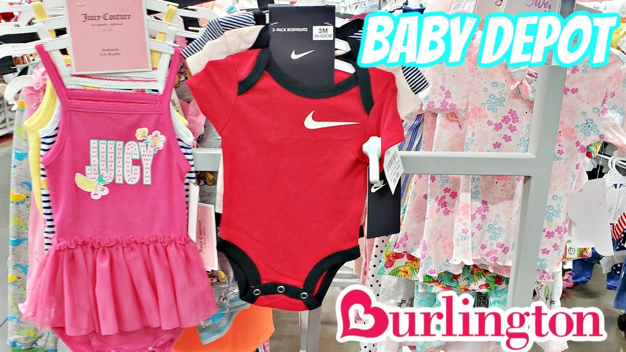BURLINGTON COME WITH ME BABY CLOTHING BOYS AND GIRLS 2021
