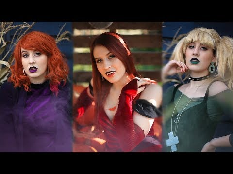 Earth, Wind, Fire And Air    HEX GIRLS COVER