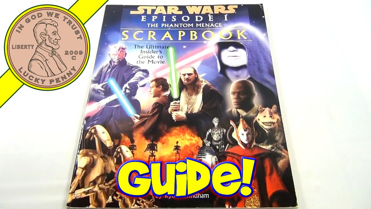 Star Wars: The Phantom Menace Review - YouTube |Star Wars Phantom Menace Youtube