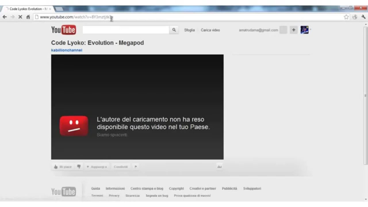 How to watch videos not available in your country - YouTube