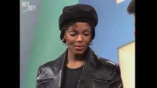 Janet Jackson - 1995 (Part 1)