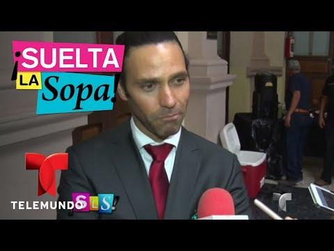 Valentino Lanús confirma infidelidad de su ex Jacky Bracamontes  Suelta La Sopa  Entretenimiento