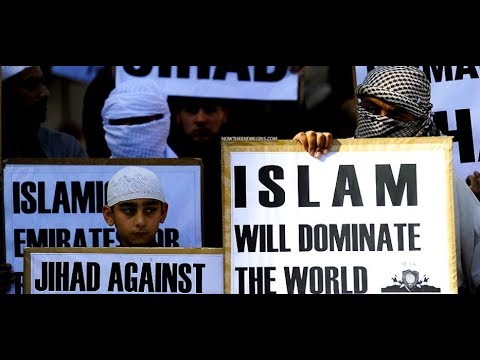 ISLAM = Worldwide Submission Convert to Islam or DIE by the SWORD December 2017