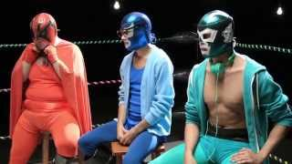 """Cricket Wireless """"Speed Dating Luchadores"""" Commercial HD"""