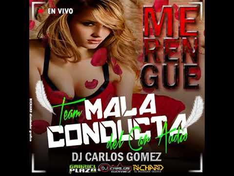 """Merengue Bomba Al Estilo De El Team Mala Conducta DJ CARLOS GOMES """"Richard Diseñador Grafico"""""""