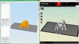 moving from makerbot desktop to simplify 3d a brief tutorial