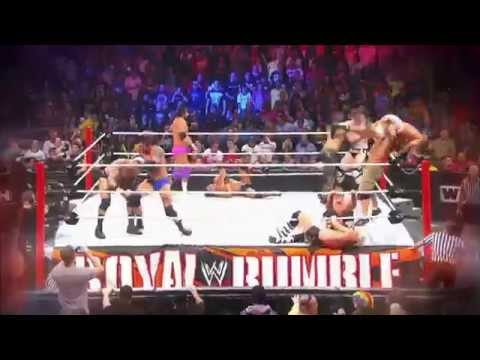 A special look at the Royal Rumble Match: Raw, January 19, 2015