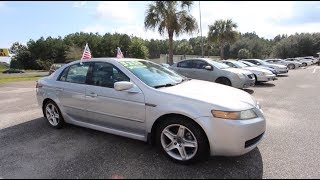 Here's a 2004 Acura TL ( Now ONLY $3250 CASH ) 14 Years Old Review