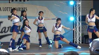 「BENI - 小さな恋のうた」超絶カワイイッ?M☆Splash!!のdance show?cute cheerleaders