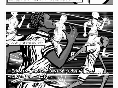 CBL Presents: Echoes of the Lost Boys of Sudan
