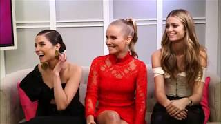 LIVE: Sports Illustrated Swimsuit Models