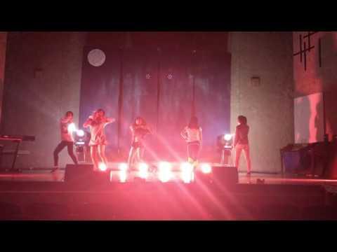 Bang bang - Pink Volka dance practice