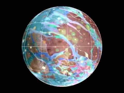 Ganymede Geology