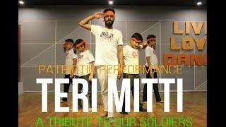 TERI MITTI RITU/ PATRIOTIC GROUP DANCE/ DANCE ON TRIBUTE TO SOLDIERS/ PATRIOTIC RITU