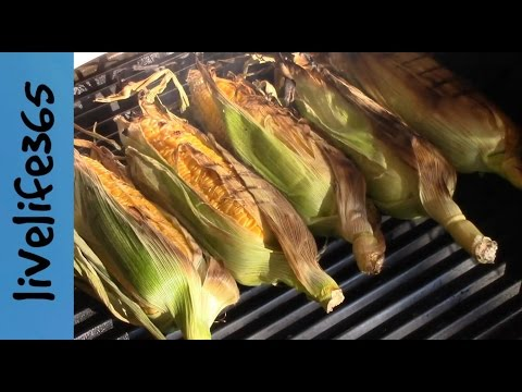 How to make corn on the cob on barbecue