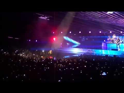 Muse - Follow Me - Guadalajara 2013