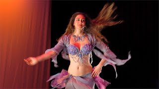 "Blanca - ""Fool""- from the ""Tarot - Fantasy Belly Dance"" by World Dance New York"