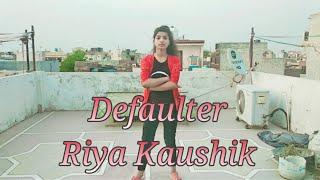 Defaulter Dance    R Nait    Gurlez Akhtar    Mista Baaz    Riya Kaushik   