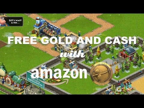 [Tutorial] Get 35% Free Cash and Gold in Township when using Amazon Coins
