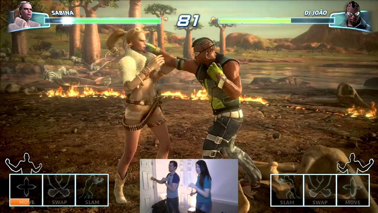 Xbox One Gameplay Lets Play Fighter Within Sabina Vs
