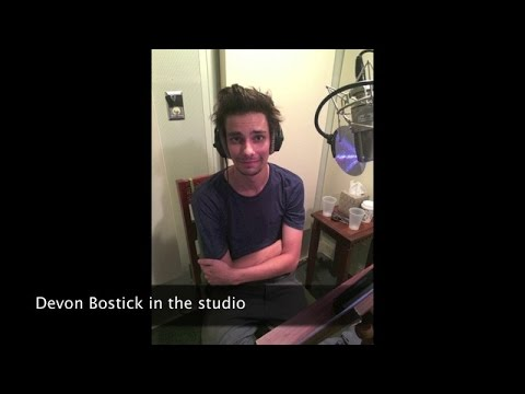 Devon Bostick on narrating 'Welcome to the Shadowhunter Academy' audiobook