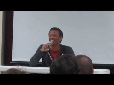 Phil Lamarr talks Comics