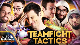 First time de Genius sur TFT, c'est catastrophique 😂 | LeStream Challenge #50