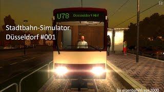 Let´s Play Stadtbahn Simulator Düsseldorf #001 Auf geht´s zum Hauptbahnhof
