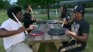 Chopping with friends