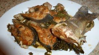 Рыба по-Китайски (рецепт моей мамы)