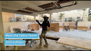 Zebra Construction Inc 2020 | Seismic Retrofit Experts