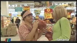 Chiletuday - La nana en el supermercado /parte 1