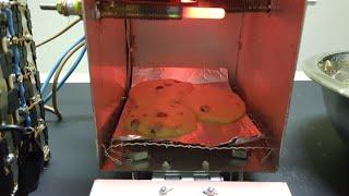 미니 전기오븐 만들어서 쿠키굽기 트럭커 작업