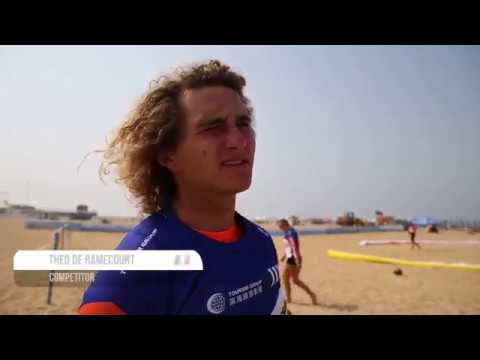 2019 Kitefoil World Series Weifang Binhai - Highlights Day 3